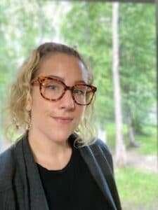 Sarah Pype, Social Work Intern